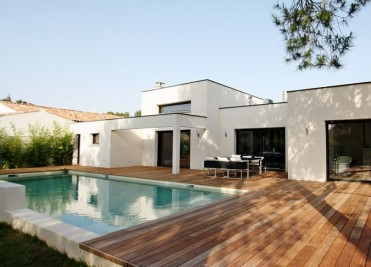 les villas modernes constructeur de maisons individuelles. Black Bedroom Furniture Sets. Home Design Ideas