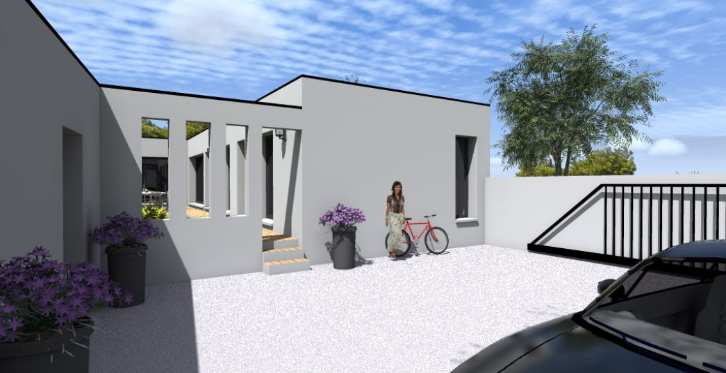 fairfax 124 les villas modernes. Black Bedroom Furniture Sets. Home Design Ideas