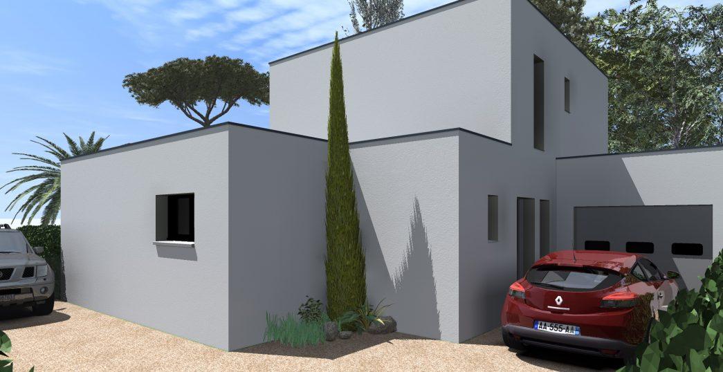 venice 122 les villas modernes. Black Bedroom Furniture Sets. Home Design Ideas