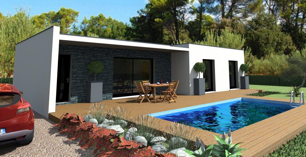 Maisons Plans Les Villas Modernes