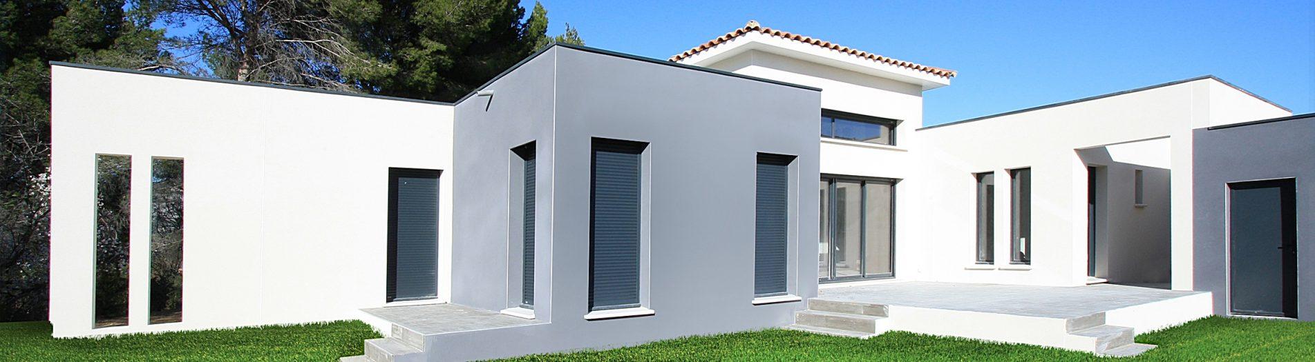 Les villas Modernes – Constructeur de Maisons individuelles